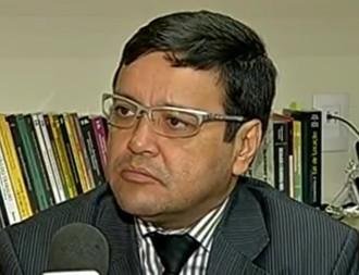 Alberto Maia, diretor jurídico do Paysandu (Foto: Reprodução/TV Liberal)
