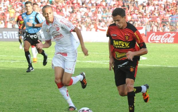 Náutico x Sport (Foto: Aldo Carneiro)