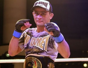 Jussier Formiga, campeão peso-mosca do Shooto, está no UFC (Foto: Divulgação)