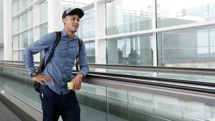 Neymar Barcelona Sevilha Betis (Foto: Divulgação)