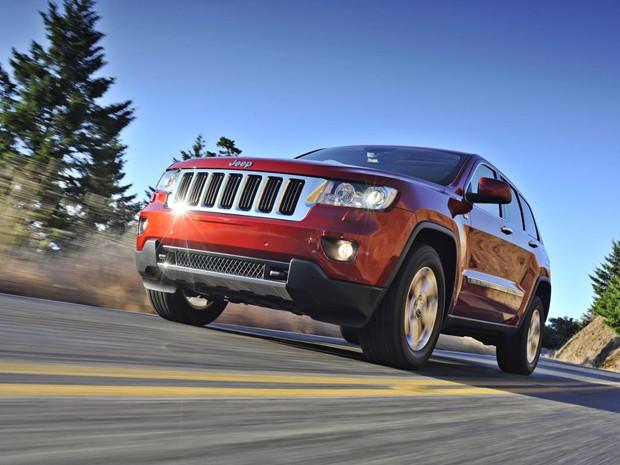 Jeep Grand Cherokee 2011 (Foto: Divulgação)