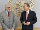 Novo enviado da ONU na Síria, Lakhdar Brahimi está 'assustado'
