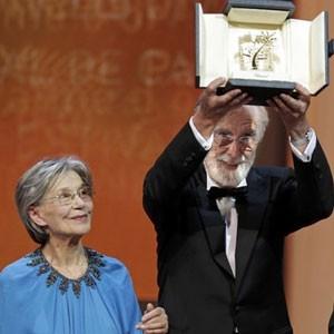 Filme de Haneke vence a Palma de Ouro em Cannes (Foto: Eric Gaillard/REUTERS)