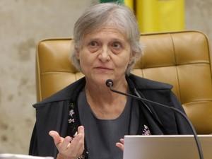 A procuradora Ela Wiecko, candidata ao cargo de PGR