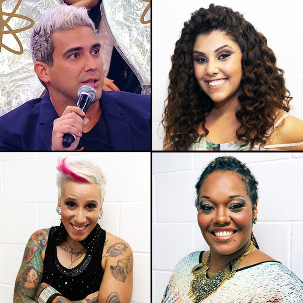 Convidados The Voice Web quinta-feira (Foto: The Voice Brasil)