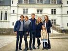 Luiza Valdetaro mostra férias pela Europa com a família