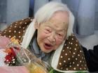 Japonesa de 115 anos torna-se a pessoa mais velha do mundo