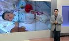 Confira história de bebê que fez cirurgia no olho (Divulgação)
