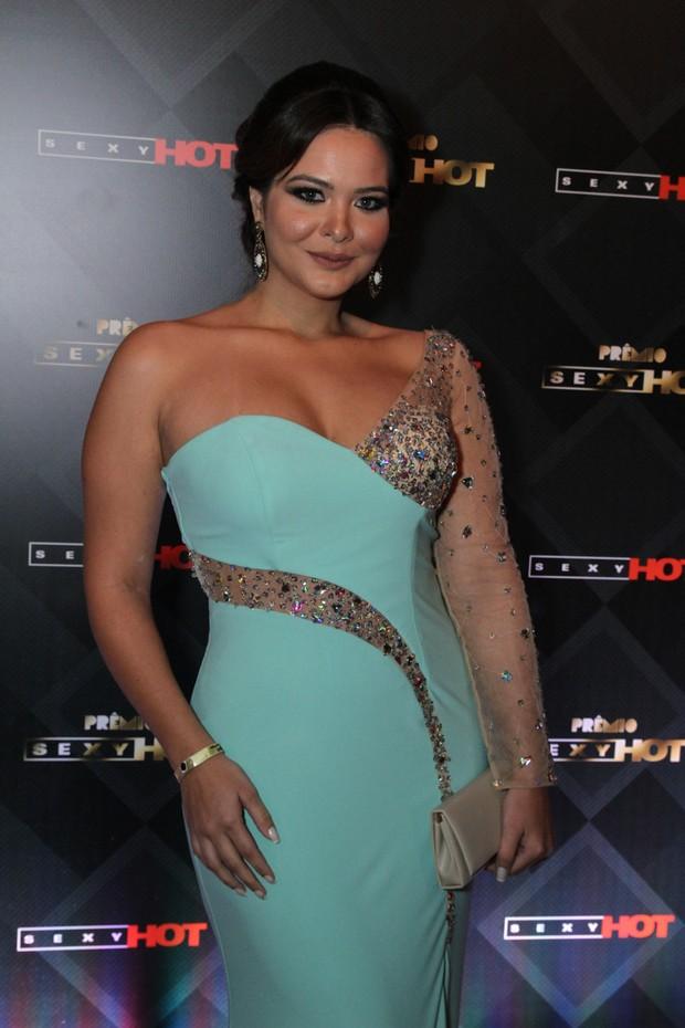 Geisy Arruda (Foto: Amauri Nehn/Brazil News)