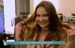 Ellen Roche fica ruiva para viver ex-BBB em 'Haja Coração'