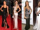 Básica de dia e femme fatale à noite: no aniversário de Gisele Bündchen, confira o estilo da supermodelo