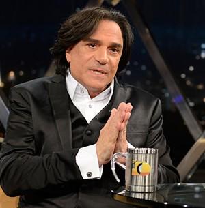 Kherlakian conta que Lady Gaga o aconselhou (TV Globo/Programa do Jô)