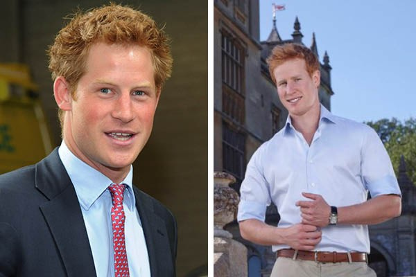 Príncipe Harry e Matthew Hicks  (Foto: Getty Images//Divulgação)