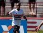"""Samuel Santos no Bota-SP: """"Feliz por retornar onde tenho carinho de todos"""""""