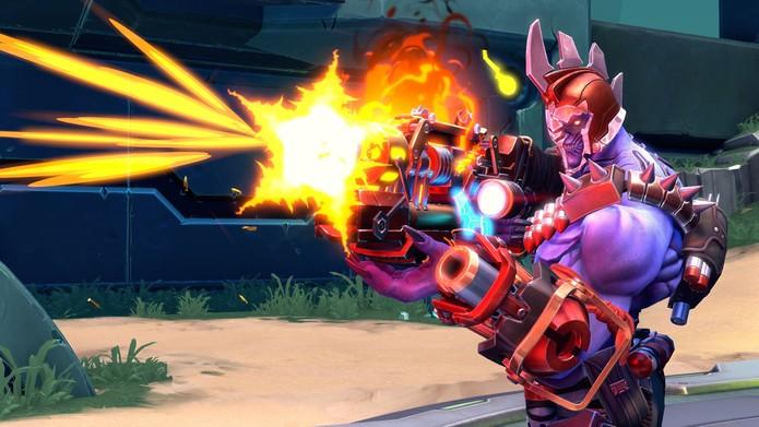 Battleborn mais em conta na Nuuvem (Foto: Divulgação/Gearbox) (Foto: Battleborn mais em conta na Nuuvem (Foto: Divulgação/Gearbox))