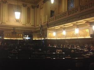 Órgão Especial do Tribunal de Justiça (TJ) de São Paulo analisa reajuste de IPTU na capital paulista (Foto: Roney Domingos/G1)
