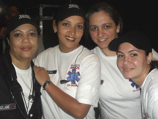 ONG Resgate Anjos da Serra (Foto: Divulgação)