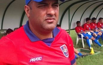 Pedro Artur, técnico do Sport, acredita em boa campanha no Capixabão 2016