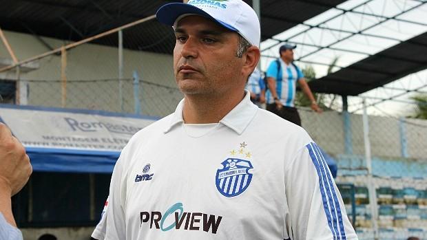 Eduardo Clara (Foto: Adeilson Albuquerque/GLOBOESPORTE.COM)