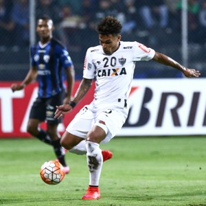 Júnior Urso Atlético-MG contra o Independiente del Valle (Foto: Bruno Cantini/ Flickr Atlético-MG)