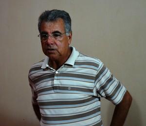 Illimani Suares, presidente do Rio Branco (Foto: Duaine Rodrigues)