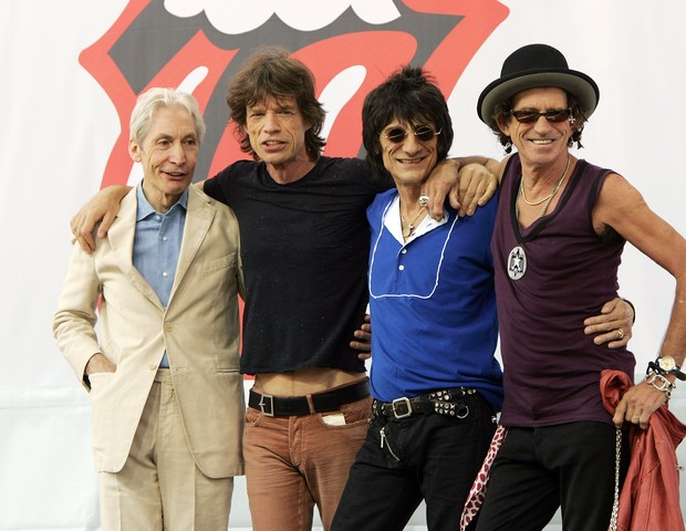 Rolling Stones (Foto: getty images)