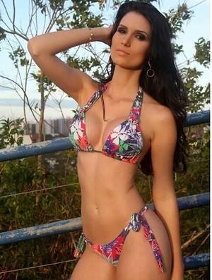 Amanda Recla, Miss ES (Foto: Reprodução/Facebook)