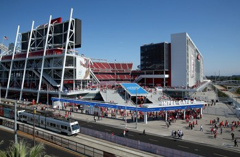 Levi's Stadium San Francisco 49ers NFL (Foto: Jeff Gross / Getty Images)