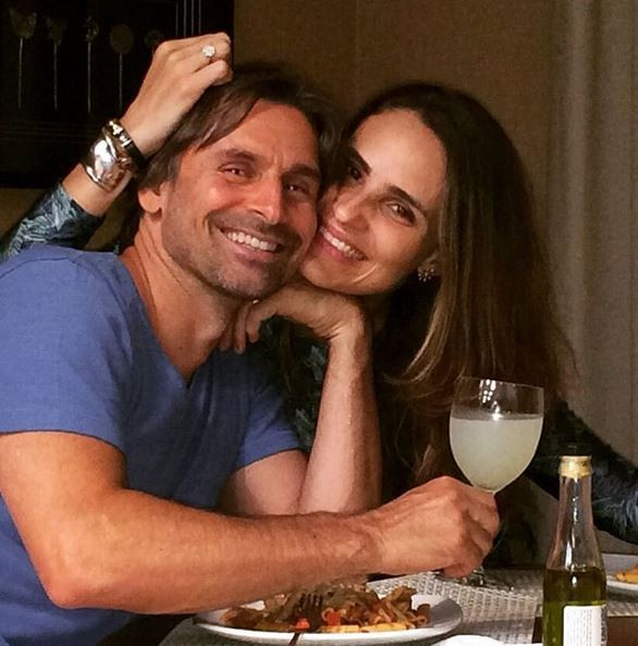 Murilo Rosa e Fernanda Tavares (Foto: Reprodução/Instagram)