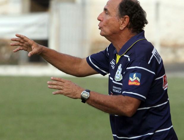 Gerson Andreotti, técnico do Macaé (Foto: Tiago Ferreira/Divulgação)