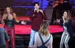 Jurados lacraram em musicais no palco do programa