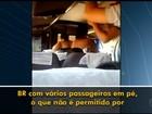 Passageiros viajam 200 km em pé dentro de ônibus em Goiás; vídeo