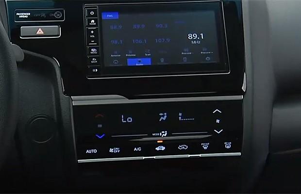 Honda lança Fit 2018 com ar-condicionado digital na versão mais cara (Foto: Reprodução)