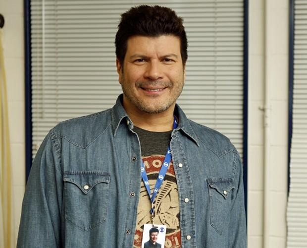 Paulo Ricardo quer fazer novo trabalho de ator  (Foto: Ellen Soares/Gshow)