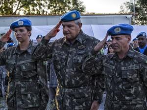 General Jaborandy, Minustah, UN Haiti Brasil no Haiti (Foto:  Igor Rugwiza UN/MINUSTAH)
