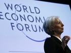Em Davos, Lagarde chama atenção para 'nova era' da economia mundial