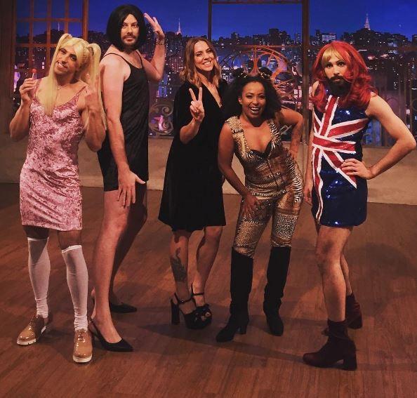 Spice girls? (Foto: Reprodução/Instagram)