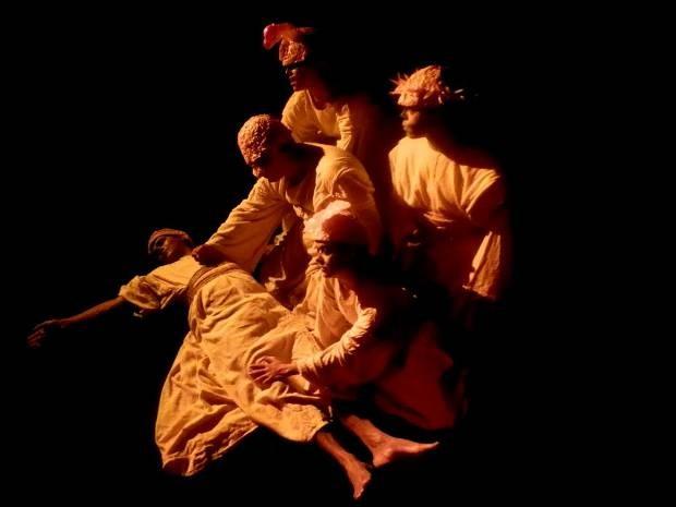 Espetáculo teatral aborda as motivações de Judas. Belém (Foto: Pará; semana santa)