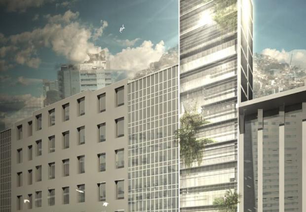 Edifício no Rio de Janeiro produz sua própria energia