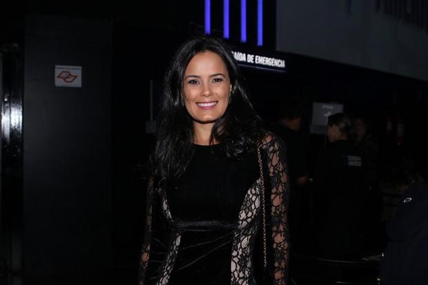 Luciele Di Camargo (Foto: Thiago Duran e Eduardo Martins/AgNews)