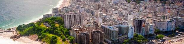 Jogos Olímpicos movimentam mercado imobiliário no Rio de Janeiro (Shutterstock)