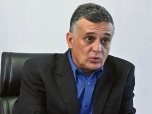 Audifax Barcelos, prefeito da Serra (Foto: Marcelo Prest/ A Gazeta)