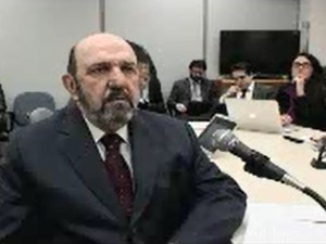 Ricardo Pessoa, dono da UTC, falou em audiência na Justiça Federal (Foto: Reprodução/RPC)