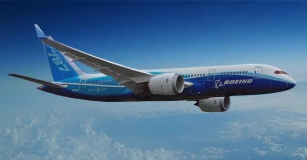 Boeing 787 Dreamliner (Foto: Reprodução/Wikipédia)