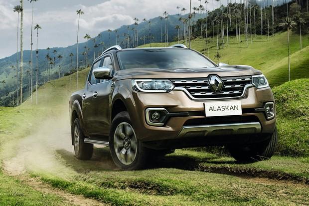 Renault Alaskan (Foto:  )