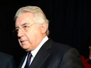 Guilherme Afif Domingos, secretário da Micro e Pequena Empresa (Foto: Cleiby Trevisan)