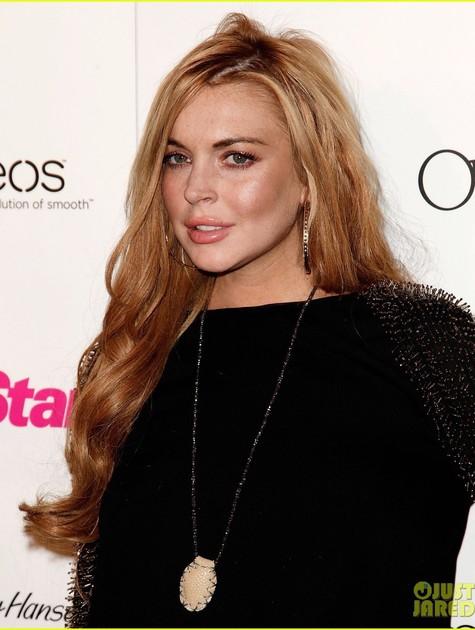 Lindsay Lohan (Foto:  Brian To)