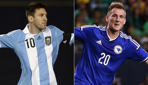 Argentina (Foto: Divulgação FIFA)