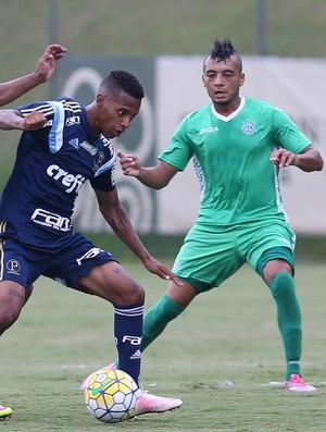 Jogo-treino Palmeiras x Guarani - Tchê Tchê