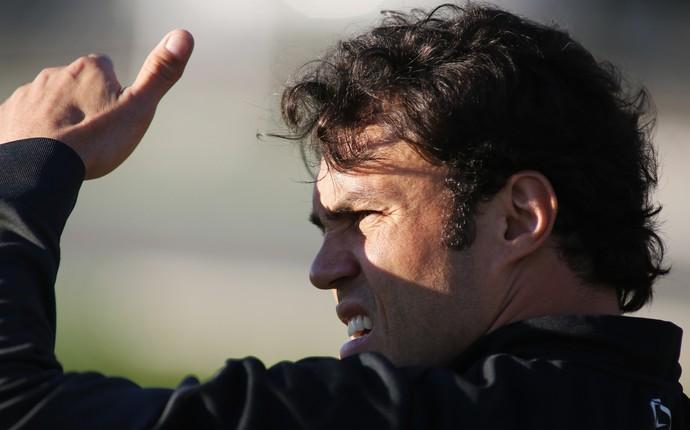 Kleber Gladiador Coritiba (Foto: Giuliano Gomes/PR Press)